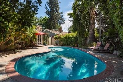 Sherman Oaks Single Family Home For Sale: 14331 Killion Street