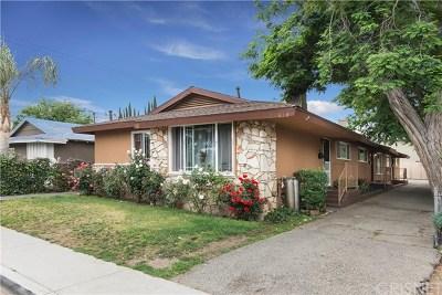 Acton, Canyon Country, Saugus, Santa Clarita, Castaic, Stevenson Ranch, Newhall, Valencia, Agua Dulce Single Family Home For Sale: 22834 15th Street