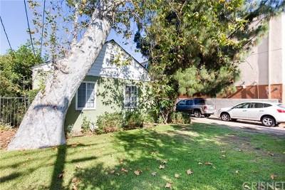 Van Nuys Single Family Home For Sale: 6732 Sylmar Avenue