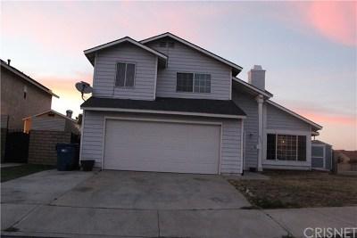 Palmdale Single Family Home For Sale: 4751 Katrina Place