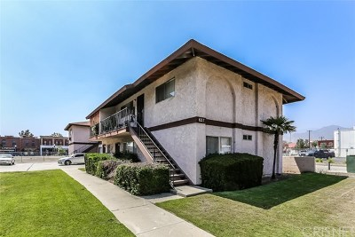 Azusa Multi Family Home For Sale: 627 N Alameda Avenue