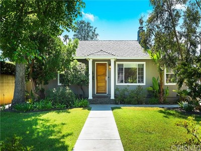 Van Nuys Single Family Home For Sale: 6603 Orion Avenue