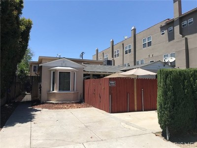 Studio City Multi Family Home For Sale: 4525 Coldwater Canyon Avenue