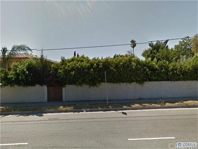 North Hollywood Single Family Home For Sale: 7743 Coldwater Canyon Avenue