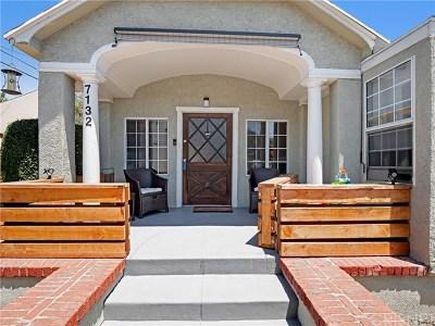 Eagle Rock Single Family Home For Sale: 7132 N Figueroa Street