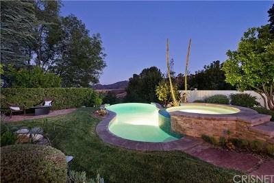 Encino Single Family Home For Sale: 4354 Coronet Drive