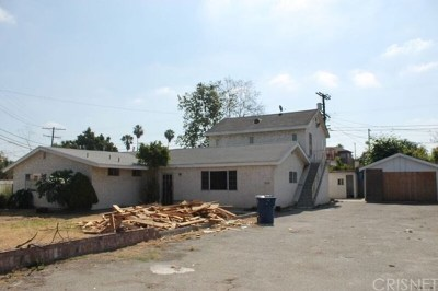 Los Angeles Single Family Home For Sale: 1800 S Ridgeley Drive