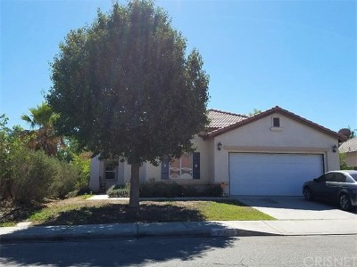 Lancaster Single Family Home For Sale: 43932 Glenraven Road