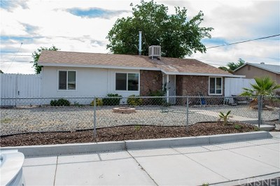 Palmdale Single Family Home For Sale: 38650 E 30th Street