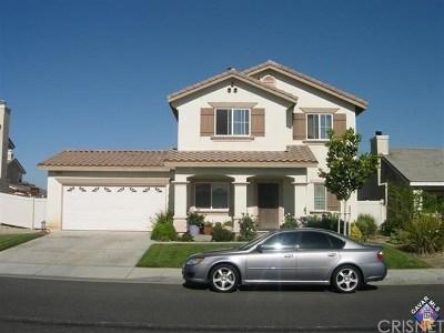 Palmdale Single Family Home For Sale: 37133 Sabal Avenue
