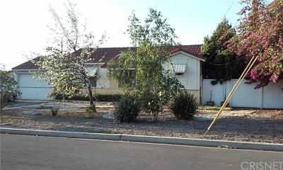 Reseda Single Family Home For Sale: 17957 Cohasset Street