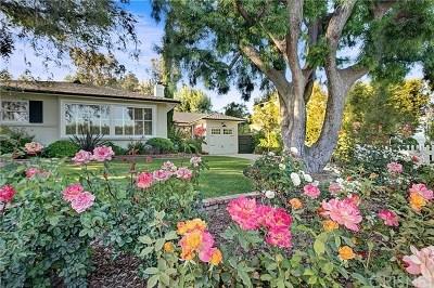 Toluca Lake Single Family Home For Sale: 10225 Valley Spring Lane