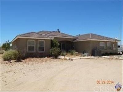 Mojave Single Family Home For Sale: 9407 60th Street W