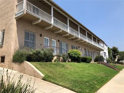 Hollywood Multi Family Home For Sale: 847 N Alexandria Avenue