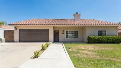 Sylmar Single Family Home For Sale: 12946 Hagar Street