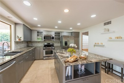 Agoura Hills Single Family Home For Sale: 28920 Allman Street