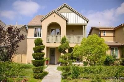 Valencia Single Family Home For Sale: 27649 Sunny Creek Drive