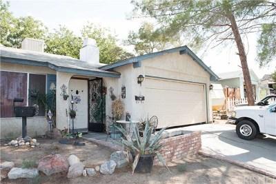 Lake Los Angeles Single Family Home For Sale: 39922 176th Street E