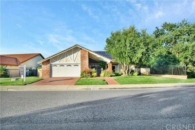 Agoura Hills Single Family Home For Sale: 29201 Fountainwood Street