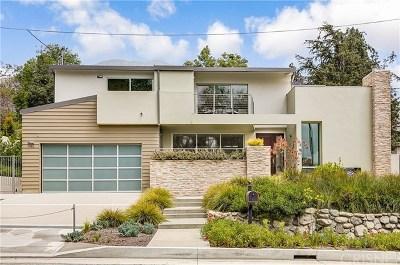 Sierra Madre Single Family Home For Sale: 1145 E Grandview Avenue