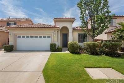 Sylmar Single Family Home For Sale: 13043 Portola Way