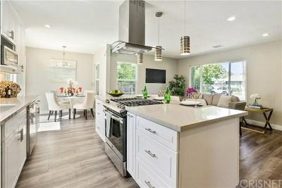 Lake Balboa Single Family Home For Sale: 7718 Genesta Avenue