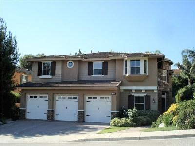 Agoura Hills Single Family Home For Sale: 30428 Caspian Court
