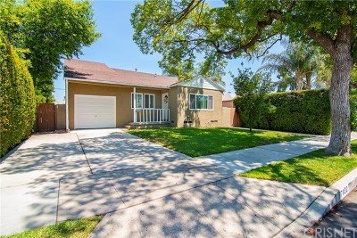 Panorama City Single Family Home For Sale: 7932 Lemona Avenue