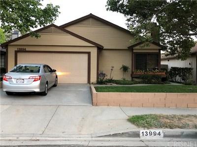 Sylmar Single Family Home For Sale: 13994 Almetz Street #45