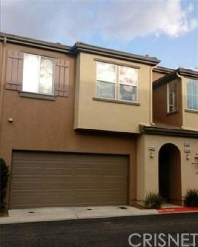 Stevenson Ranch Condo/Townhouse Active Under Contract: 25414 Wharton Drive