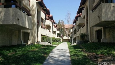 Canyon Country Condo/Townhouse For Sale: 18122 Sundowner Way #1106