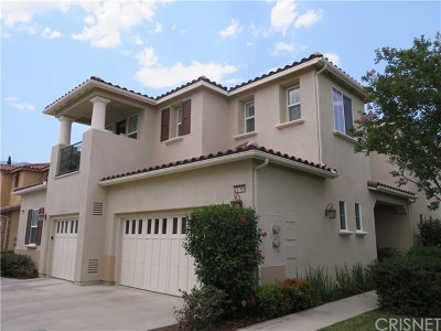 Corona Condo/Townhouse For Sale: 23765 Los Pinos Court