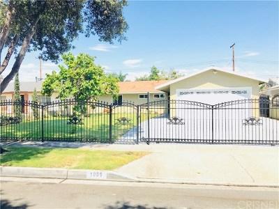 Santa Ana Single Family Home For Sale: 1009 S Arapaho Drive