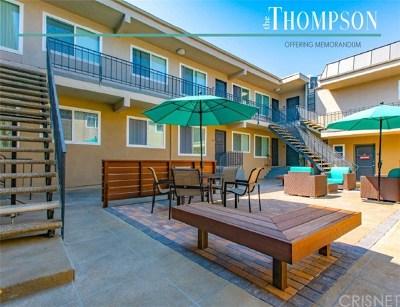 Glendale Multi Family Home For Sale: 1165 Thompson Avenue