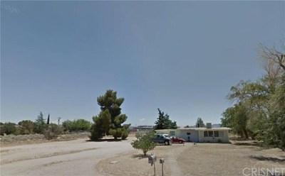 Lancaster Single Family Home For Sale: 1110 W Avenue L8
