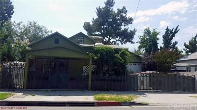 Pasadena Single Family Home Active Under Contract: 497 N Garfield Avenue