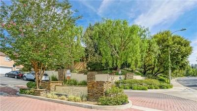 Stevenson Ranch Condo/Townhouse For Sale: 25781 Perlman Place #B
