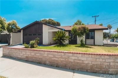 Winnetka Single Family Home For Sale: 8635 Kelvin Avenue