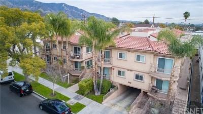 Burbank Condo/Townhouse For Sale: 550 E Santa Anita Avenue #105