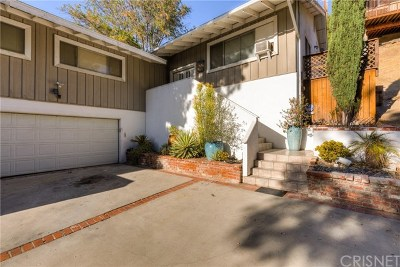 Woodland Hills Single Family Home For Sale: 5200 Don Pio Drive