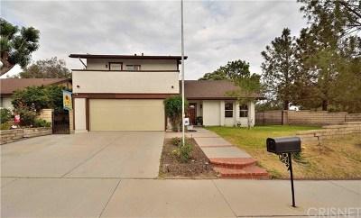 Valencia Single Family Home For Sale: 23033 Vista Delgado Drive