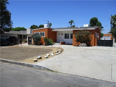 Los Angeles Single Family Home For Sale: 14319 Beaver Street