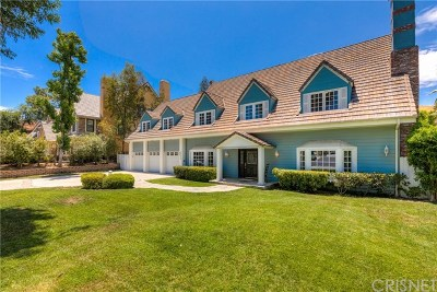 Woodland Hills Single Family Home For Sale: 4733 Westchester Drive