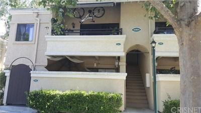 Canyon Country Condo/Townhouse Active Under Contract: 18806 Mandan Street #216