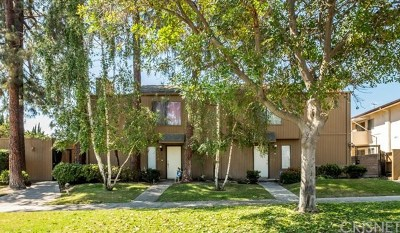 Pasadena Condo/Townhouse For Sale: 100 Hurlbut Street #20