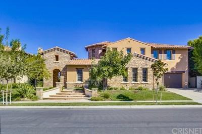Calabasas Single Family Home For Sale: 25561 Prado De Oro