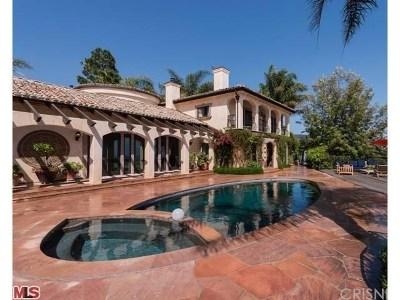 Malibu Single Family Home For Sale: 20743 Big Rock Drive