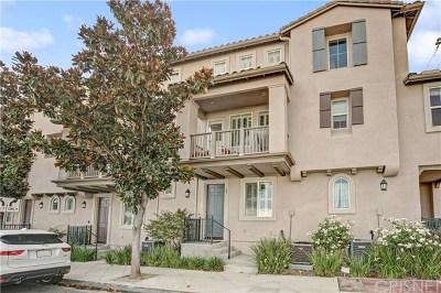 Burbank Condo/Townhouse For Sale: 750 S San Fernando Boulevard #105