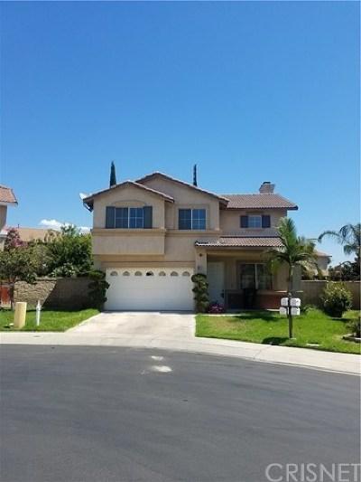 Montclair Single Family Home For Sale: 10557 Morgan Circle