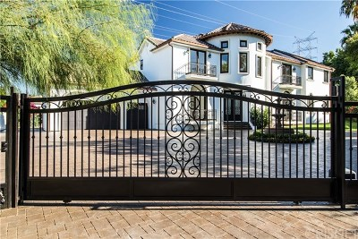 Tarzana Single Family Home For Sale: 18860 Ringling Street